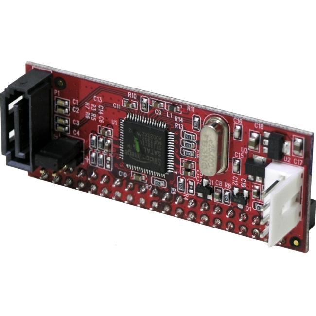 Addonics IDE-Serial ATA converter - 1 x IDC - 1 x SATA