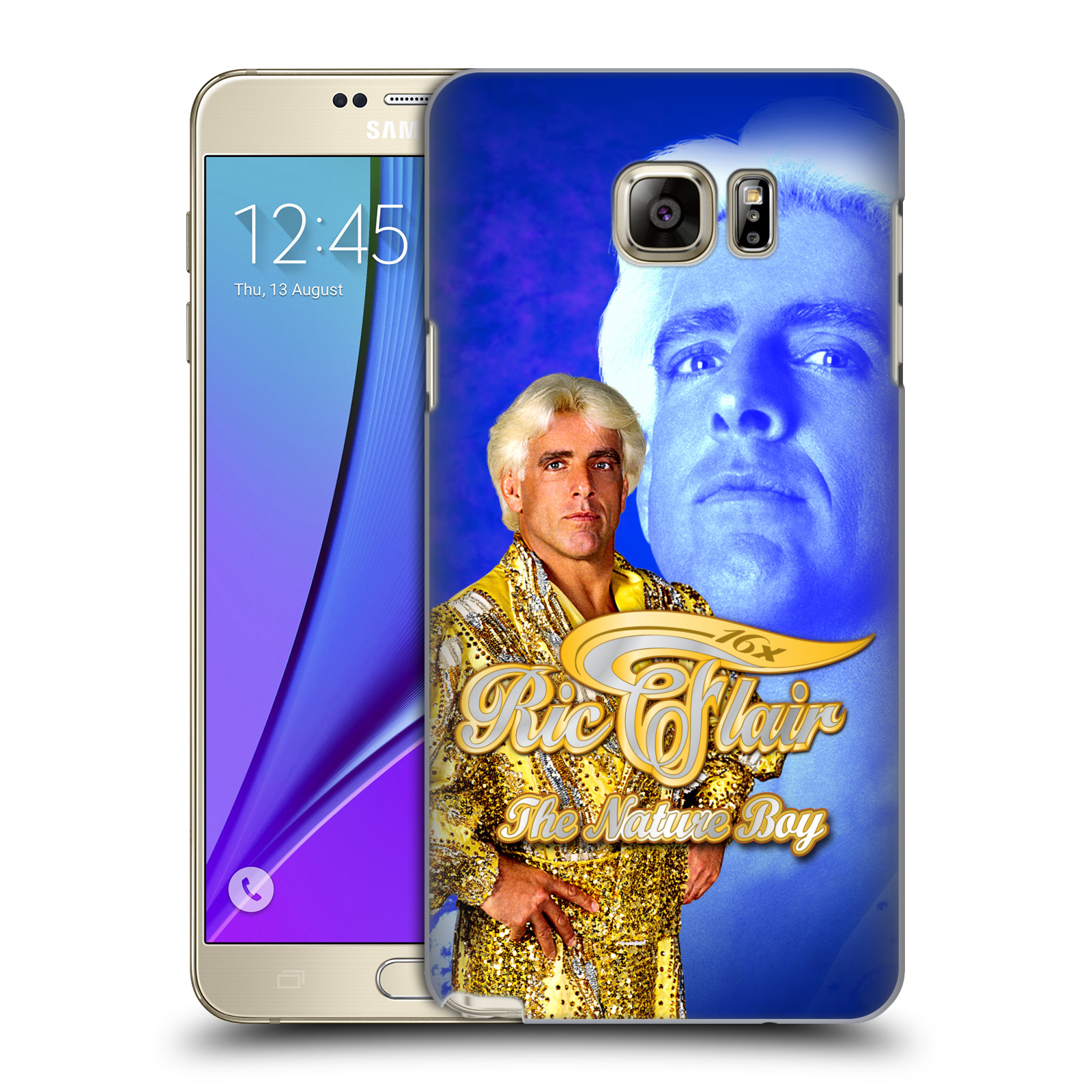 OFFICIAL WWE RIC FLAIR HARD BACK CASE FOR SAMSUNG PHONES 1