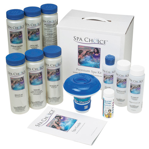 Blue Wave Products Spa Choice Standard Bromine Kit