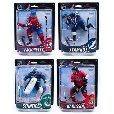 Mcfarlane Toys McFarlane NHL Series 33 Figure Assorted Sealed Case Of 8