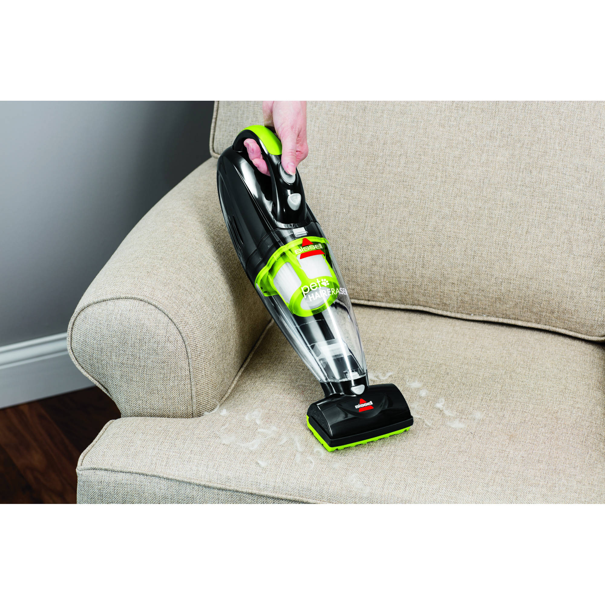 new bissell pet hair eraser cordless hand vacuum 1782 ebay. Black Bedroom Furniture Sets. Home Design Ideas