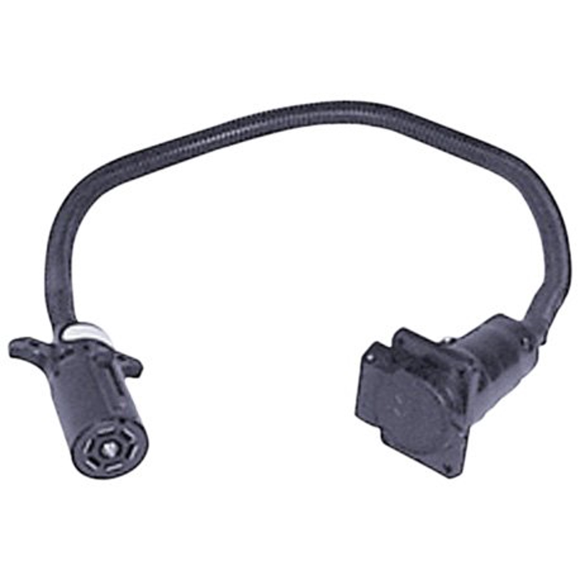 Torklift W6028 Trailer Wiring Connector SuperHitch Use With 28 Inch on 7 pin trailer hitch, 7 pin ignition switch, 7 pin cable, 7 pin wire colors, 7 pin trailer lights, 96 gmc suburban trailer harness, 7 pin wiring diagram for semi truck, 7 pin tow wiring,