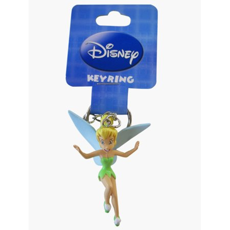 Disney's Tinker Bell Figure Charm Keychain - Tinkerbell Christmas Cards