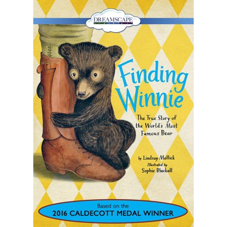 Finding Winnie : The True Story of the World's Most Famous Bear Before Winnie-the-Pooh, there was a real bear named Winnie. And she was a girl!