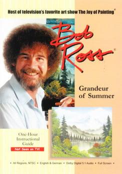 BOB ROSS THE JOY OF PAINTING-GRANDEUR OF SUMMER (DVD) (DVD) by Bayview Entertainment/Widowmaker