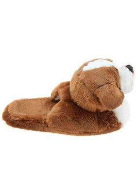 d19a3254c Product Image St. Bernard Animal Little Girls Slippers Onesize Toddler 11-13