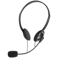 Onn Pc Headset With Boom Microphone
