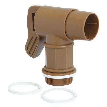 "Image of Action Pump Drum Tap, (M)NPT 2 In, Polyethylene - 2""PE"