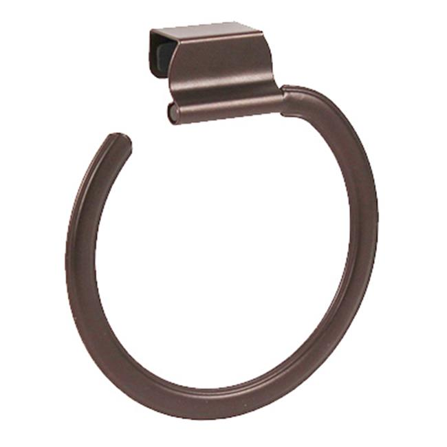 58924 Over The Cabinet Or Drawer Towel Ring, Bronze - image 1 of 1