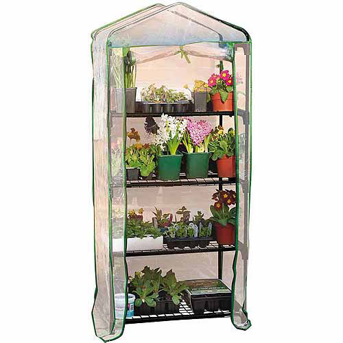 4-Tier Mini Greenhouse by Gardman USA Inc