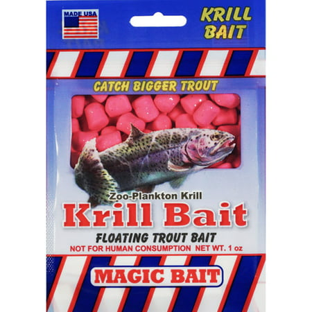 Magic Bait Trout Bait, Pink