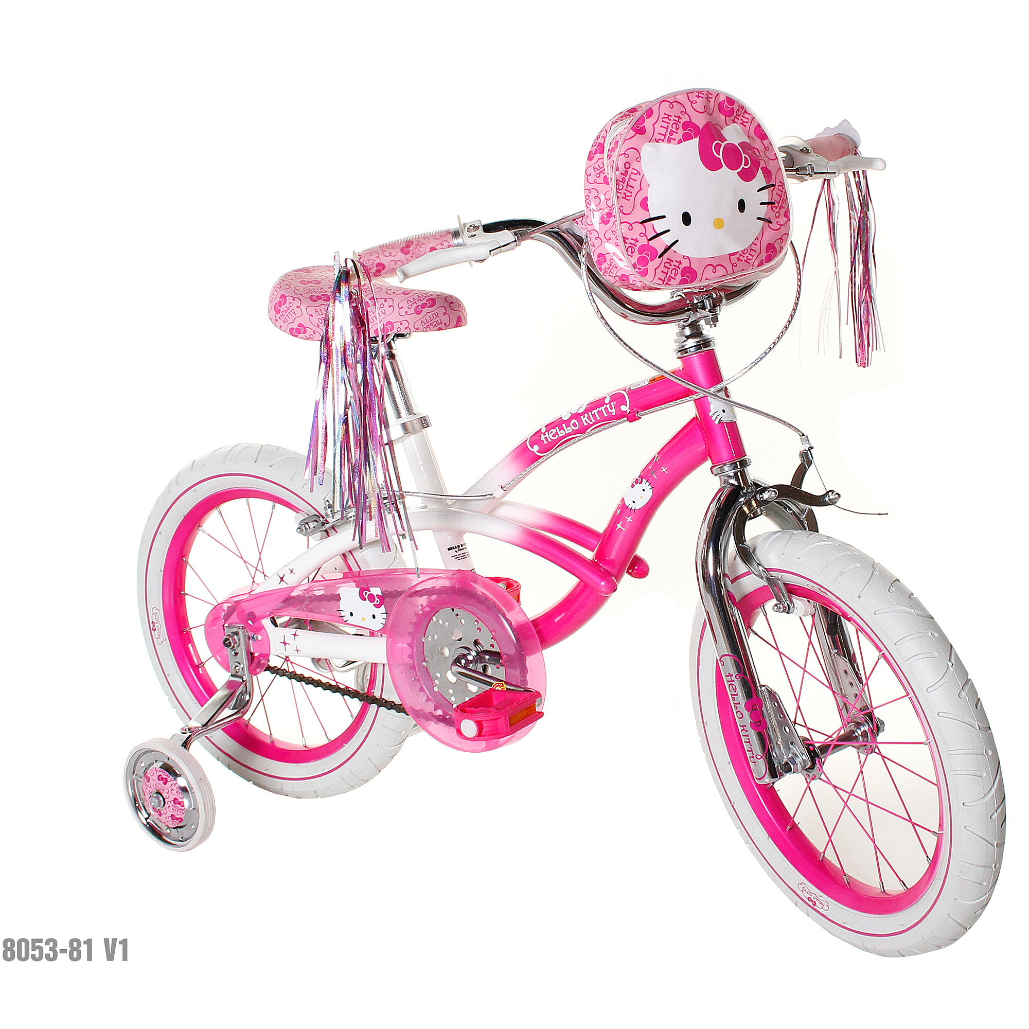 "16"" Hello Kitty Girls' Bike"