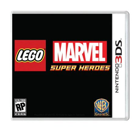 Wb Lego Marvel Super Heroes   Strategy Game   Cartridge   Nintendo 3Ds  1000381364