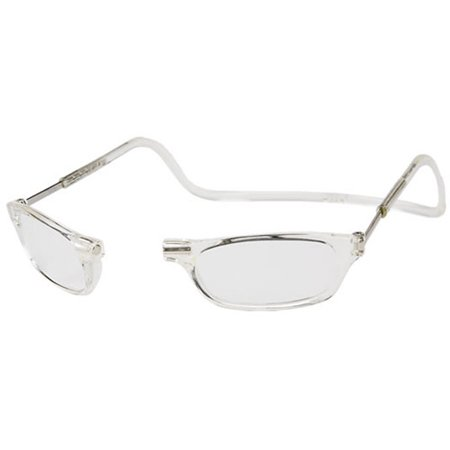 CliC Reading Glasses, Clear ShopFest Money Saver