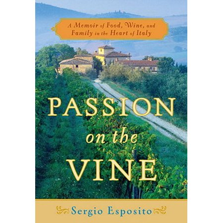 Passion on the Vine - eBook
