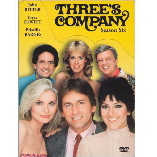 Three's Company: Season Six (Full Frame)