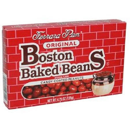 Product Of Ferrara Pan, Boston Baked Beans Theater Box, Count 1 (4.3 oz) - Sugar Candy / Grab Varieties & Flavors