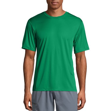 a0e7edde7 Sport Men's Short Sleeve CoolDri Performance Tee (50+ UPF) - Walmart.com