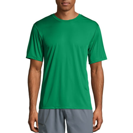 4880bf16 Sport Men's Short Sleeve CoolDri Performance Tee (50+ UPF) - Walmart.com