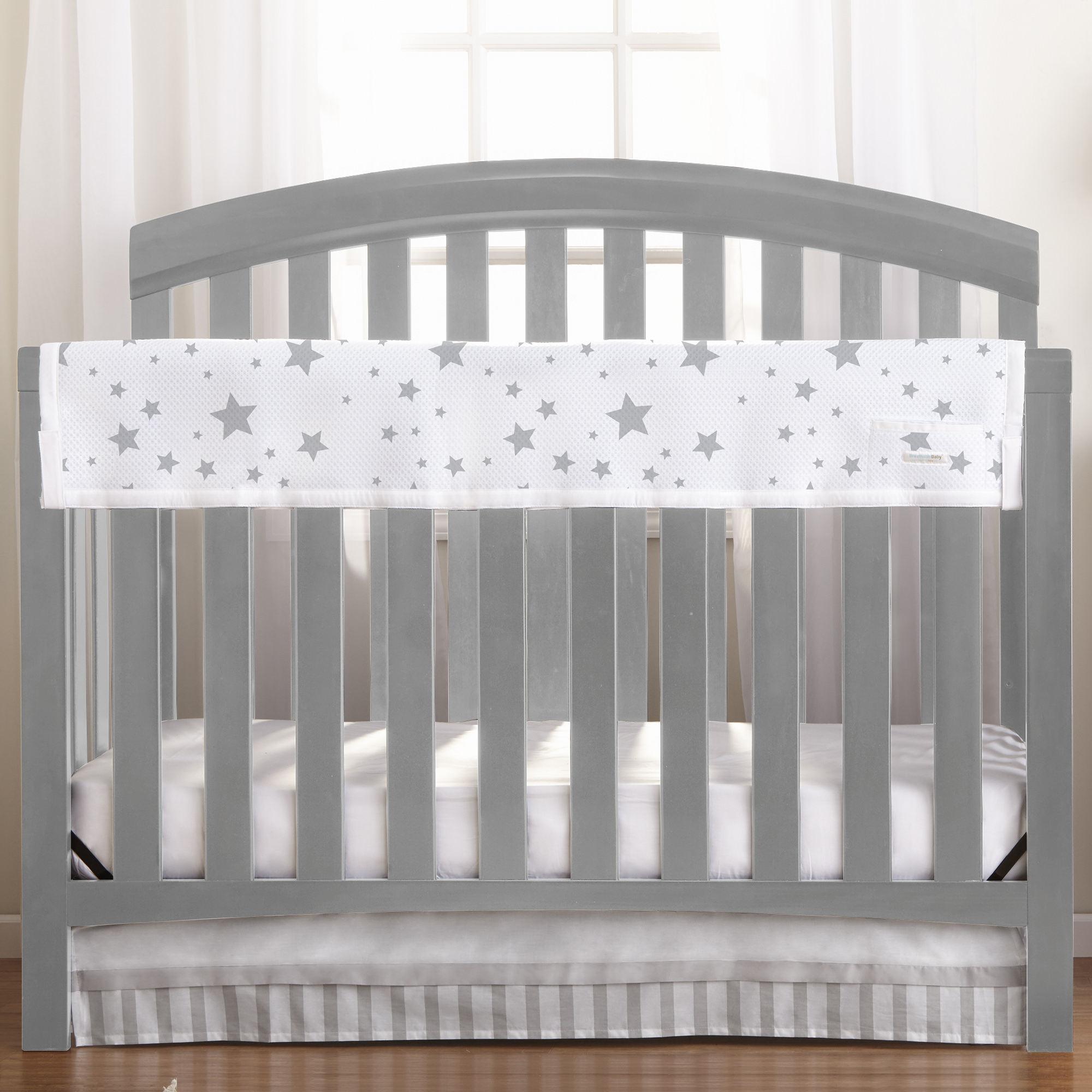 RailGuard Crib Rail Cover- Starlight