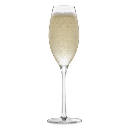 Libbey Signature Westbury Champagne Flute Glasses, Set of - Champagne Glasses For Wedding