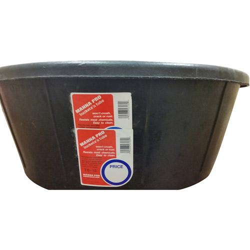 Manna Pro Supersize Feeder Tub, 15 lbs