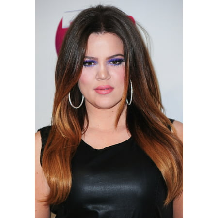 Khloe Kardashian In Attendance For Z100s Jingle Ball 2011 Concert Canvas Art     16 X 20