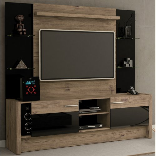 Union Rustic Kathi Entertainment Center