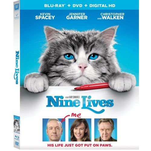 Nine Lives (Blu-ray   DVD   Digital HD) (Widescreen)