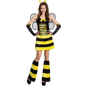 Bumble Bee Adult Halloween Dress Up / Role Play Costume