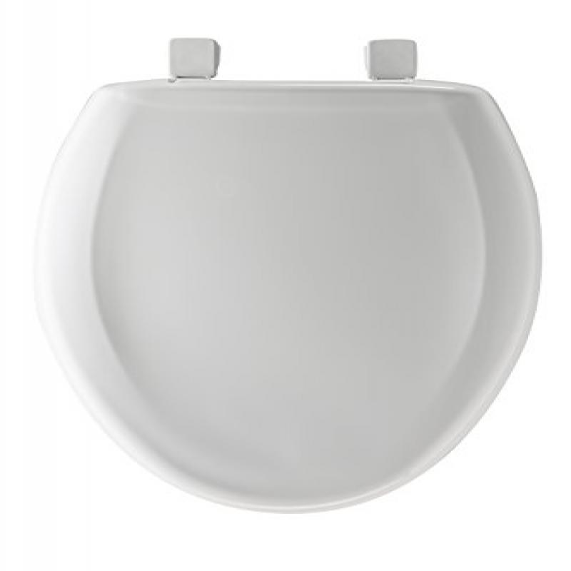 Fantastic White Elongated Mayfair Slow Close Plastic Toilet Seat Pdpeps Interior Chair Design Pdpepsorg