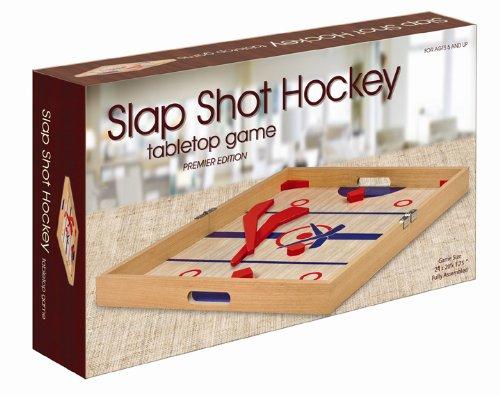 Tabletop Slap Shot Hockey, Premier Edition by Westminster Inc.
