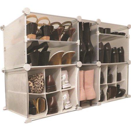 Luxury living modular shoe organizer for Luxury modular