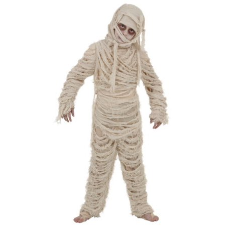 Boy's Mummy Costume - Diy Mummy Costume