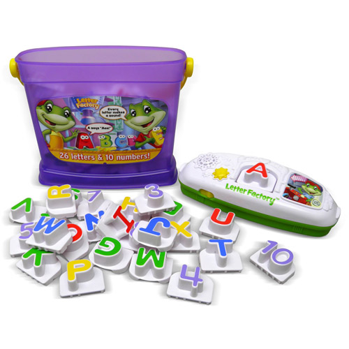 LeapFrog Letter Factory Phonics & Numbers by LeapFrog