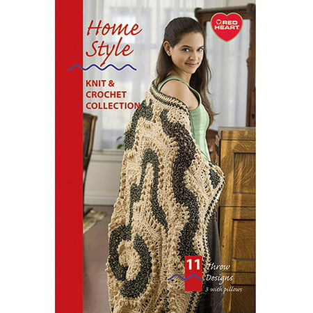 Coats and Clark Home Style Knit and Crochet Collection, Super Saver and