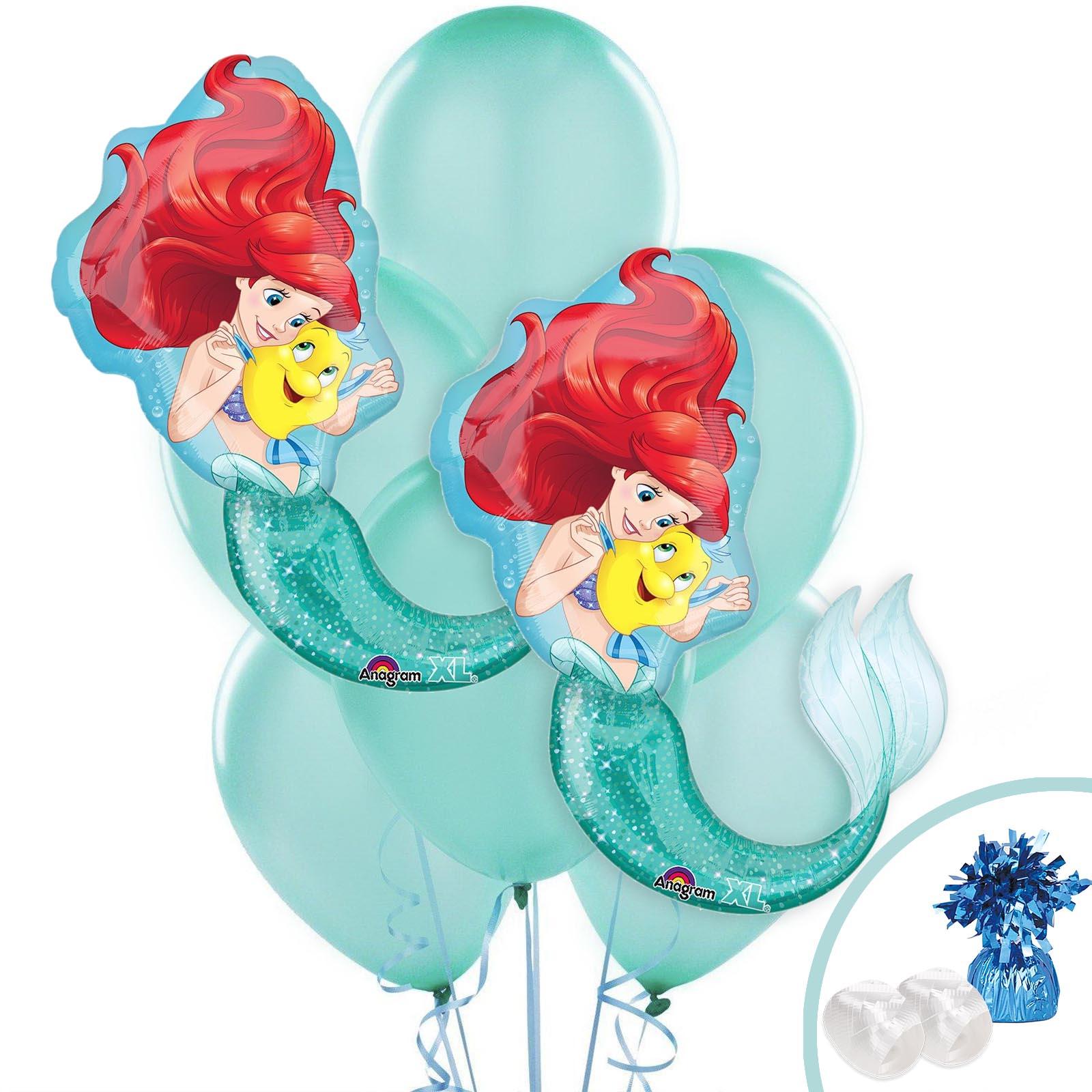 Little Mermaid Jumbo Balloon Kit