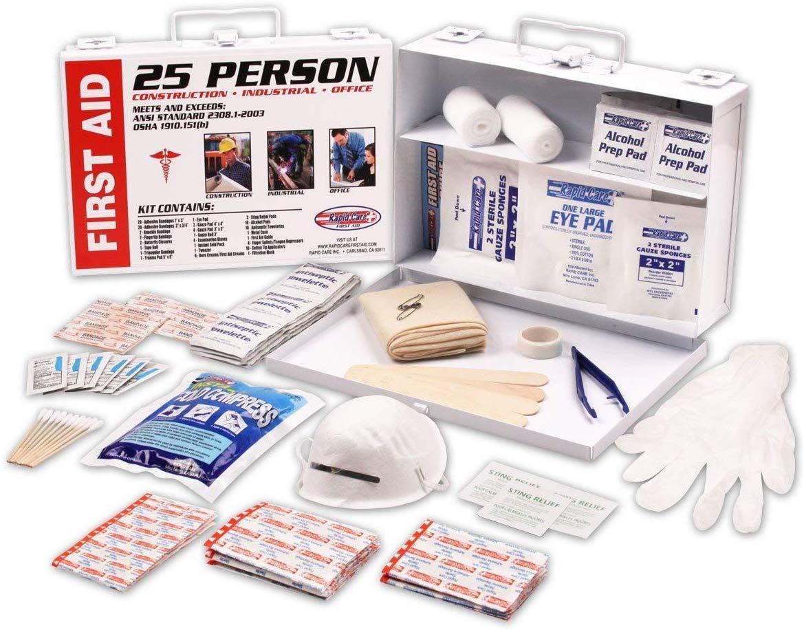 Stark Emergency First Aid 25-P...