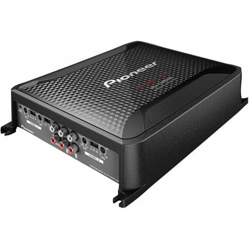Pioneer Gm-d8604 1,200W Class-D 4-Channel Amp