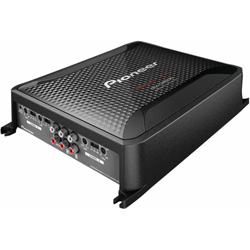 Pioneer Gm-d8604 1,200W Class-D 4-Channel Amp