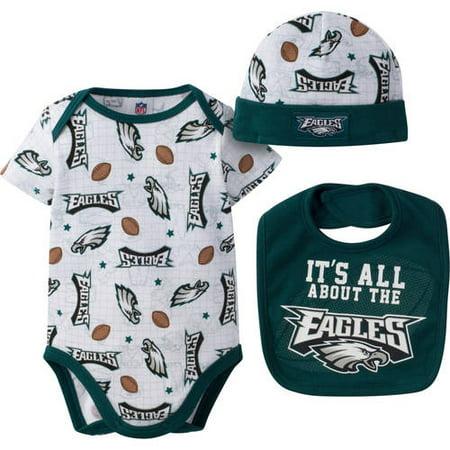 0ec162293 NFL Philadelphia Eagles Baby Boys Bodysuit
