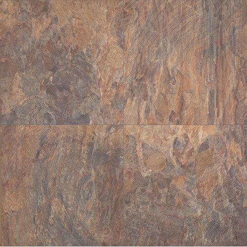 Columbia Flooring Cascade Clic 8mm Tile Laminate in Desert Mist