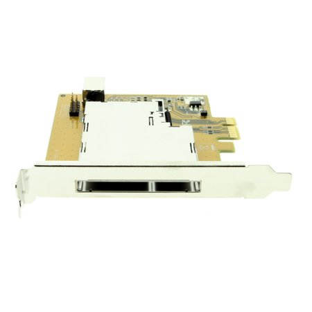 Coolgear PCI Express to ExpressCard Adapter 1x Card