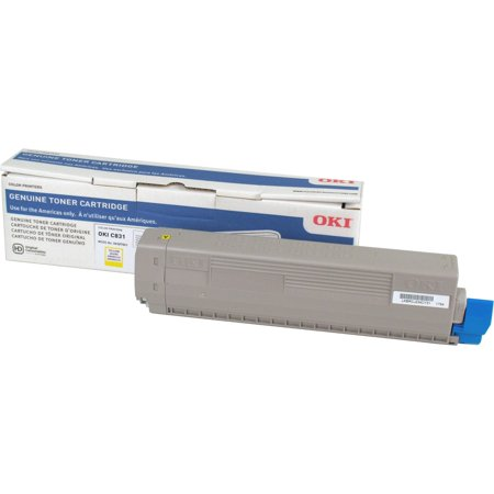 Okidata Turbo Printhead (OKIDATA 10K TONER - YELLOW )
