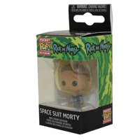 Funko Pocket POP! Keychain Rick and Morty S3 - SPACE SUIT MORTY (1.5 inch)