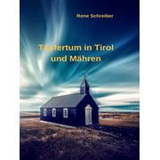 Täufertum in Tirol und Mähren - eBook