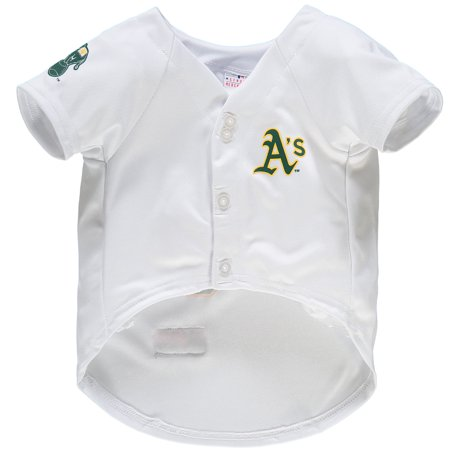 8e6b83b9033 UPC 849790013667. ZOOM. UPC 849790013667 has following Product Name  Variations  Pets First MLB Oakland Athletics Dog Jersey ...