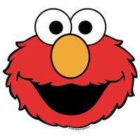 "Sesame Street Elmo 8"" Round Edible Image Photo Cake Topper Sheet Personalized Custom Customized Birthday - 8"" Round - 74884"