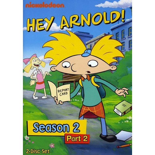 Hey Arnold!: Season 2, Part 2 (Full Frame)