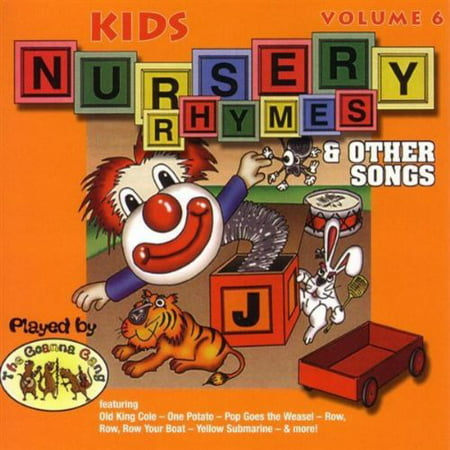 Halloween Songs For Nursery Rhymes (Kids Nursery Rhymes & Other Songs 6 / Various)